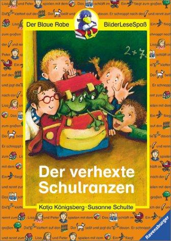 9783473341627: Der verhexte Schulranzen. ( Ab 6 J.).