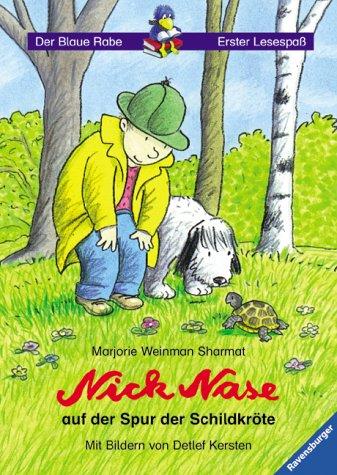 9783473341917: Nick Nase auf der Spur der Schildkröte