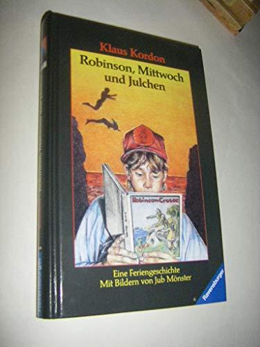 9783473343195: Robinson, Mittwoch und Julchen