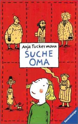 9783473343881: Suche Oma. ( Ab 9 J.).