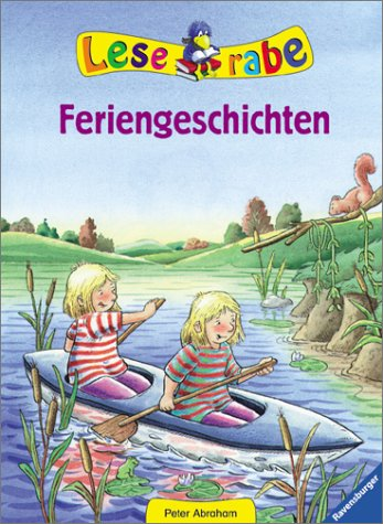9783473344536: Leserabe. Feriengeschichten. ( Ab 8 J.).