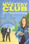 9783473345694: Mystery Club, Bd.19, Die Verschwörung