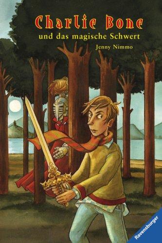 Charlie Bone und das magische Schwert (347334723X) by Nimmo, Jenny