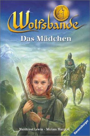 9783473349630: Wolfsbande, Bd.3, Das Mädchen