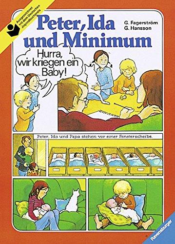 9783473355679: Peter, Ida und Minimum (Broschur): Familie Lindström bekommt ein Baby