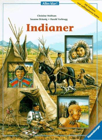 9783473358090: Indianer