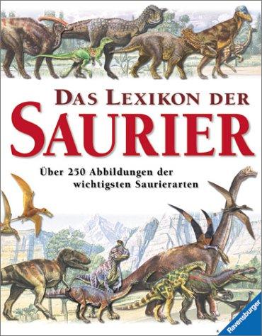 9783473358786: Das Lexikon der Saurier