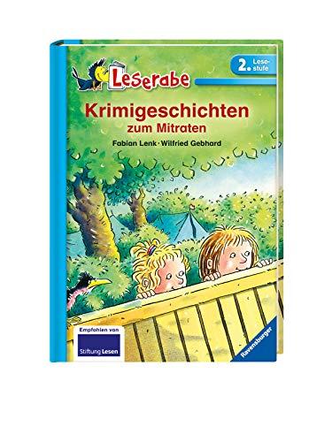 9783473360406: Krimigeschichten Zum Mitraten (German Edition)