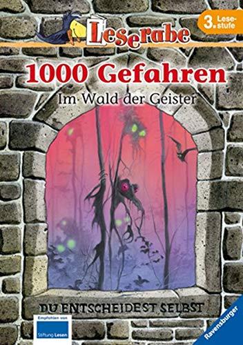 9783473362356: 1000 Gefahren - Im Wald Der Geister (German Edition)