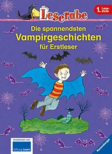 9783473362455: Leserabe: Die spannendsten Vampirgeschichten f�r Erstleser