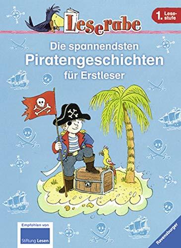 9783473362462: Die spannendsten Piratengeschichten für Erstleser