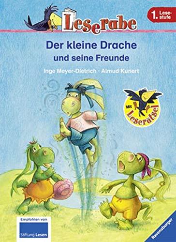 9783473362660: Der Kleine Drache Und Seine Freunde (German Edition)