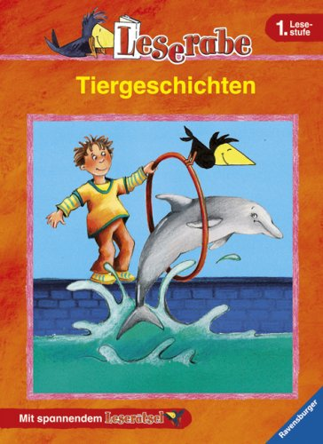 9783473363490: Tiergeschichten: 1. Lesestufe