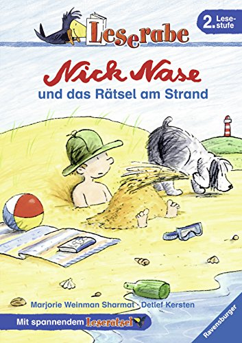 9783473363568: Nick Nase Und Das Ratsel am Strand (German Edition)