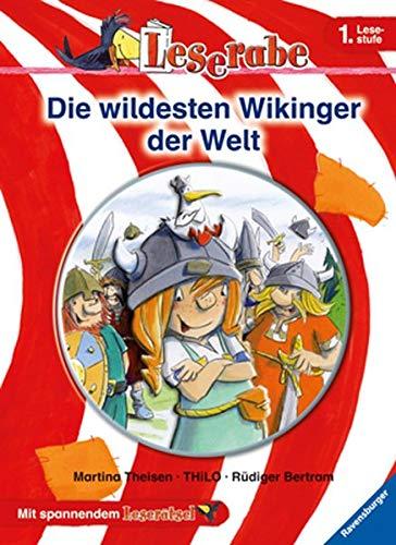 9783473364046: Die Wildesten Wikinger Der Welt (German Edition)