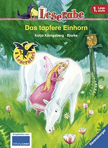 9783473364121: Das tapfere Einhorn