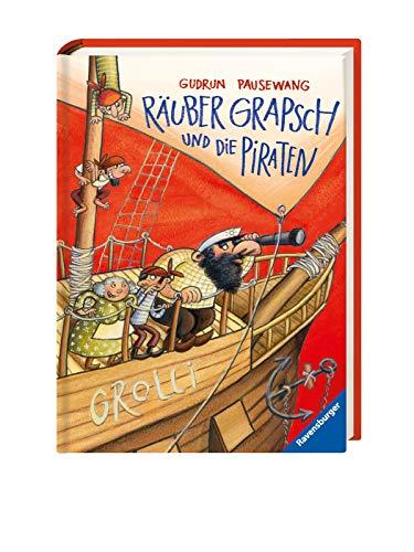 9783473368396: R�uber Grapsch und die Piraten