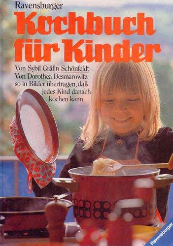 9783473374076: Ravensburger Kochbuch f�r Kinder