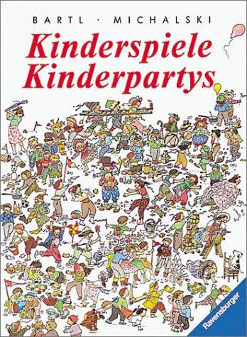 9783473374595: Kinderspiele. Kinderpartys. ( Ab 8 J.).