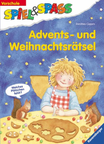 9783473377626: Advents- und Weihnachtsrätsel. ( Ab 5 J.).
