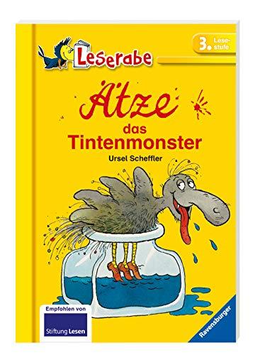 A>tze, das Tintenmonster: Ursel Scheffler