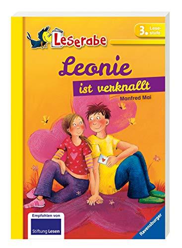 9783473380725: Leonie ist verknallt. Schulausgabe