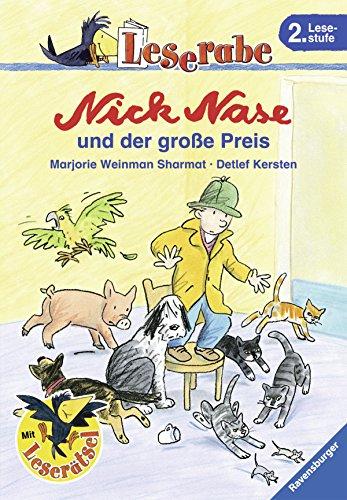 9783473380749: Nick Nase und der große Preis. Schulausgabe