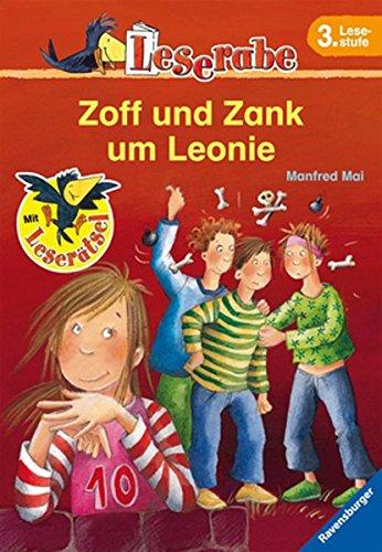 9783473380756: Zoff und Zank um Leonie. Schulausgabe