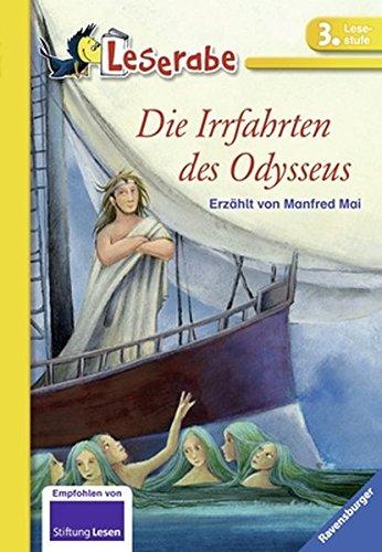 9783473380794: Leserabe: Die Irrfahrten des Odysseus: Sagen für Erstleser