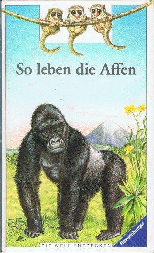 9783473383207: So leben die Affen, Bd 20