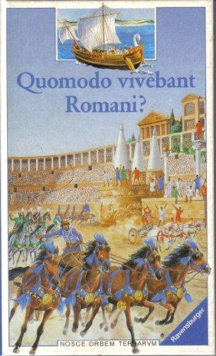 9783473383306: Quomodo Vivebant Romani: Latin Edition of