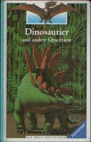 9783473383504: Dinosaurier und andere Urzeittiere, Bd 50