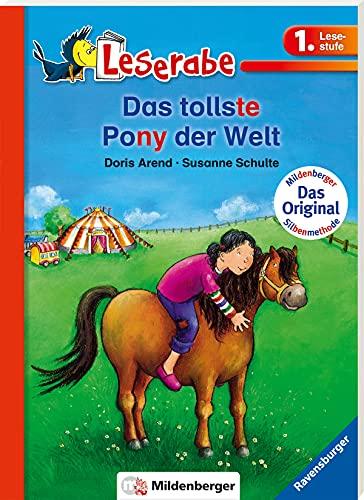 9783473385324: Leserabe: Das tollste Pony der Welt: Mildenberger