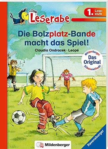 9783473385386: Die Boltzplatz-Bande Macht Das Spiel