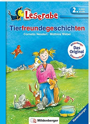 9783473385416: Tierfreundegeschichten