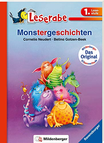 9783473385423: Monstergeschichten
