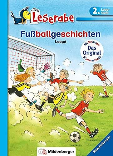 9783473385447: Leserabe mit Mildenberger. Fußballgeschichten