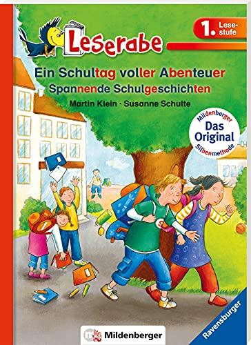 9783473385591: Ein Schultag voller Abenteuer: Spannende Schulgeschichten