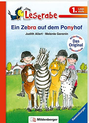Ein Zebra auf dem Ponyhof: Allert, Judith