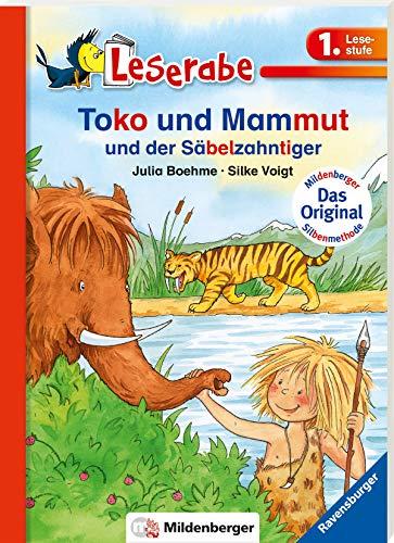 9783473385669: Toko und Mammut und der S�belzahntiger