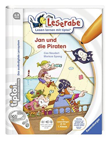 9783473385942: tiptoi® Leserabe Jan und die Piraten