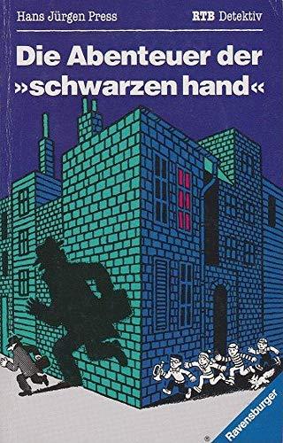 9783473390601: Die Abenteuer der schwarzen Hand