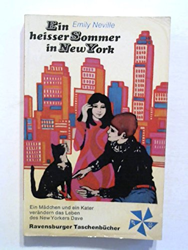 9783473391882: Ein Heisser Sommer in New York