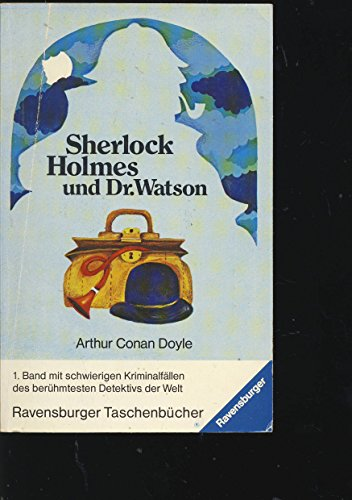 Sherlock Holmes und Dr. Watson.: CONAN DOYLE, ARTHUR: