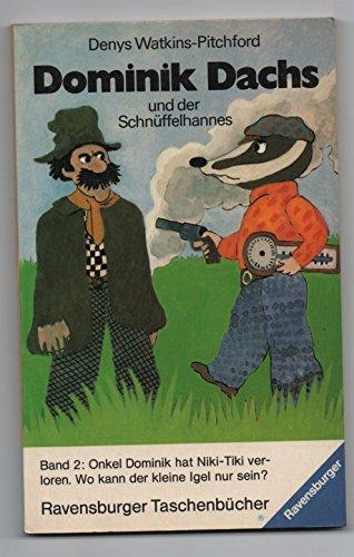 9783473393824: Dominik Dachs und der Schnüffelhannes