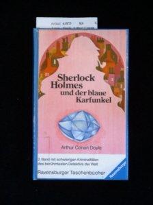 9783473395460: Sherlock Holmes und der blaue Karfunkel