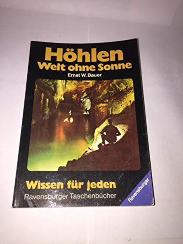 9783473395651: Höhlen: Welt Ohne Sonne