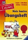 9783473410033: Maxi Maus. Mein buntes �bungsheft.