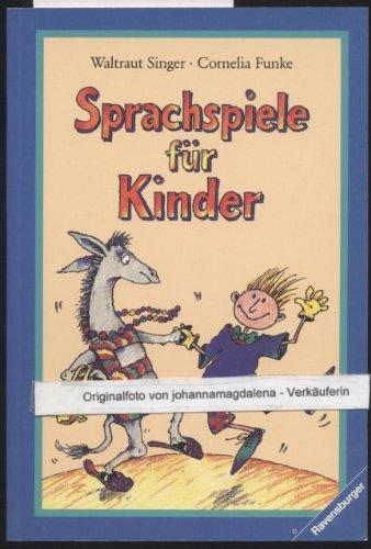 9783473410842: Sprachspiele für Kinder