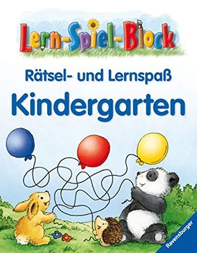 9783473411948: Raetsel- und Lernspass - Kinde